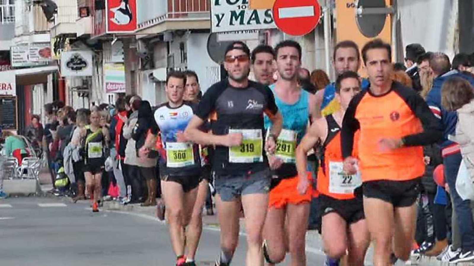 Atletismo - Media Maratón Internacional Villa de Santa Pola 2017 - ver ahora