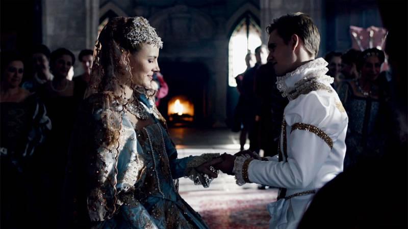 Reinas - La boda de María Estuardo con Lord Darnley