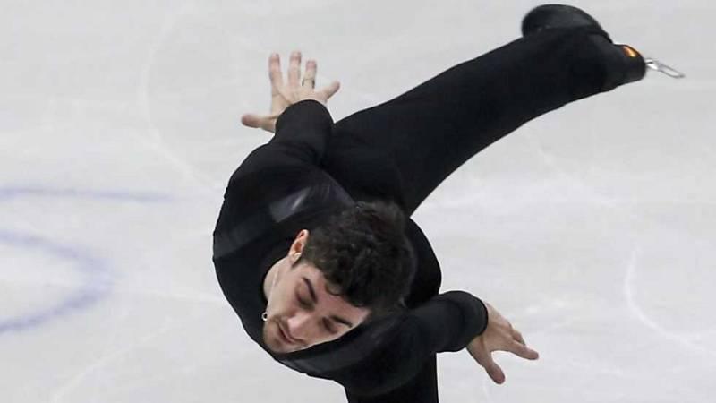 Patinaje Artístico - Campeonato de Europa. Programa Corto Masculino, desde Ostrava - ver ahora