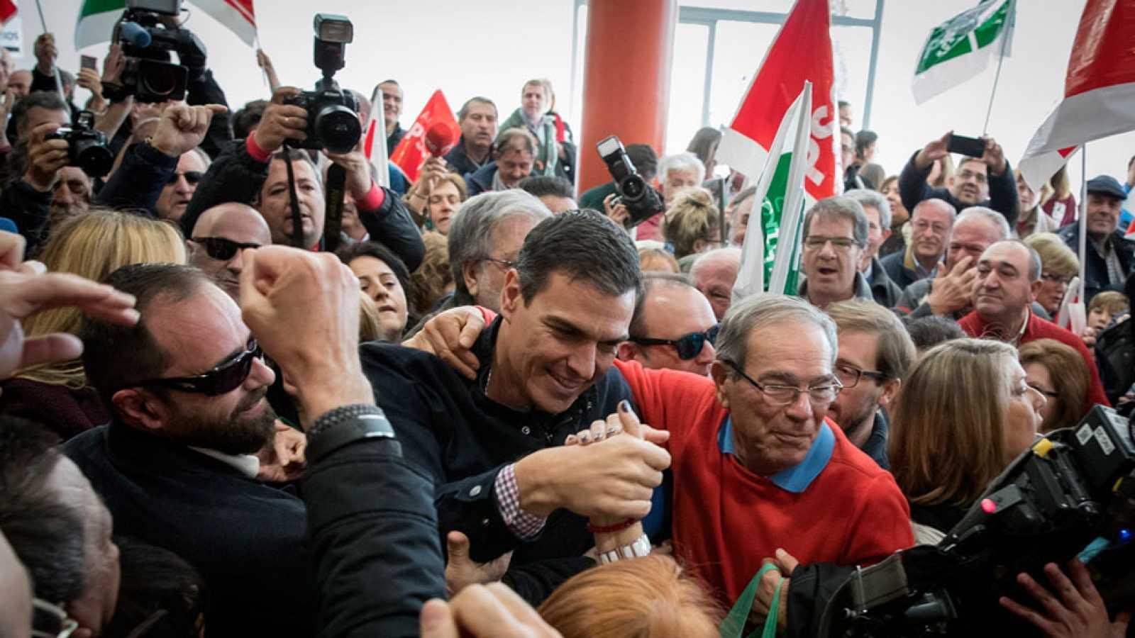 Pedro Sánchez se presentará a las primarias para la secretaría general del Partido Socialista
