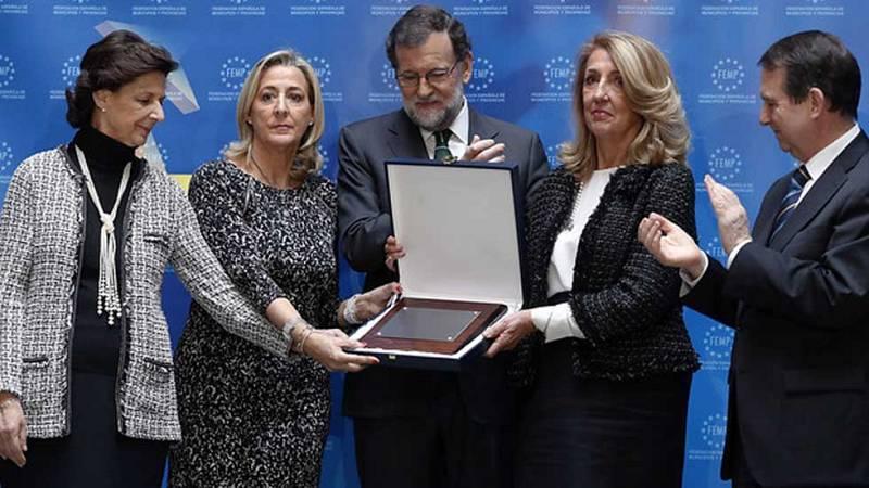 La FEMP concede a Rita Barberá la Llave de Oro del Municipalismo a título póstumo