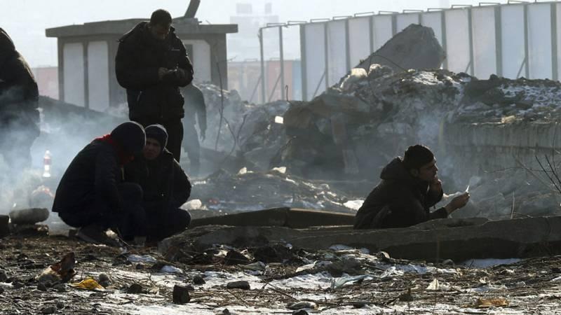 El año de la tragedia de los refugiados