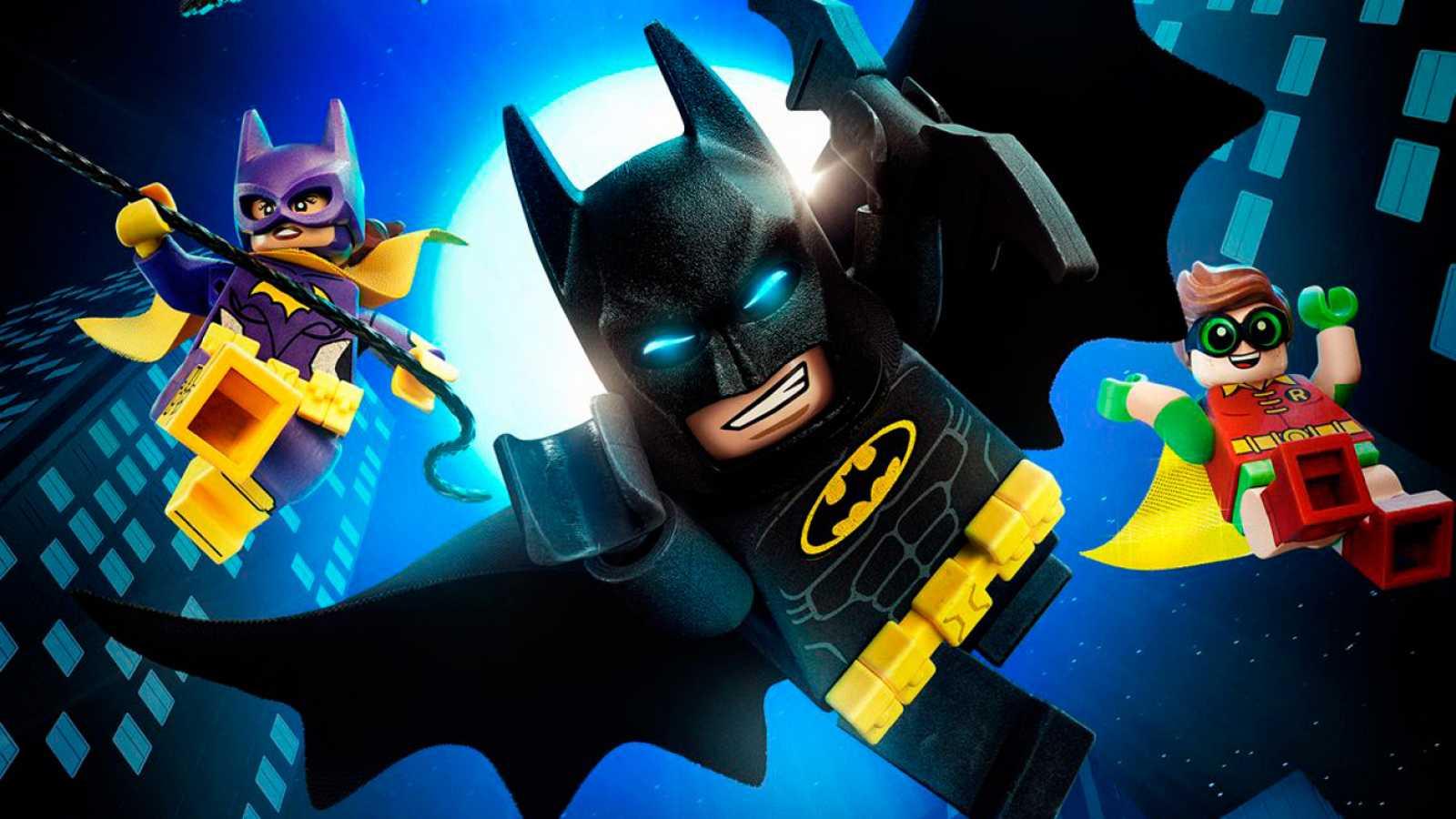 Tras el éxito de 'La LEGO película' llega 'Batman: La LEGO película'