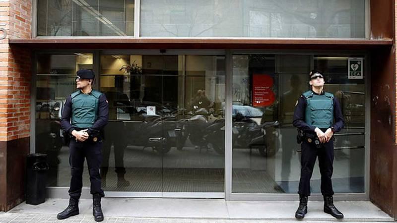 Nueva operación de la Guardia Civil contra la supuesta financiación ilegal de Convergència