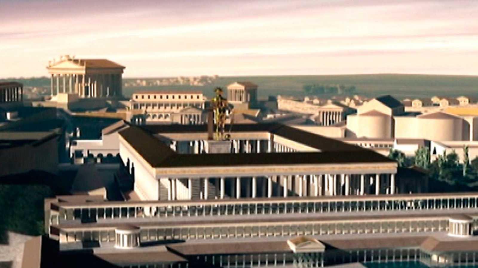 En la Domus Aurea permiten ver en realidad virtual la Casa de Oro del emperador Nerón