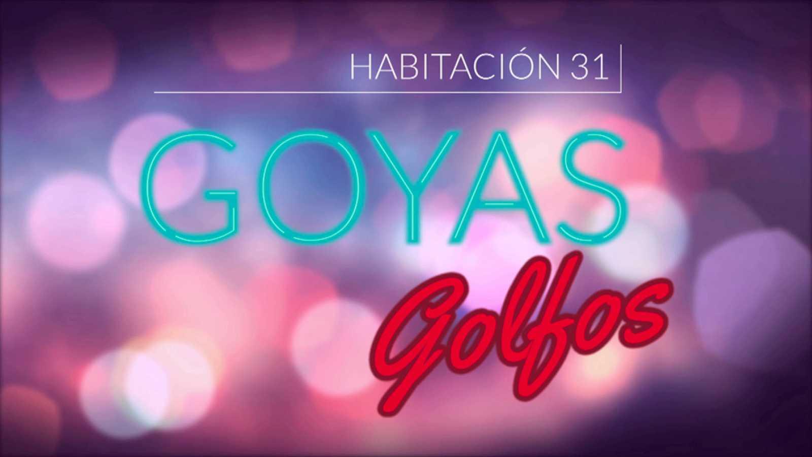 Goyas Golfos - La alfombra roja más golfa, este sábado en RTVE.es