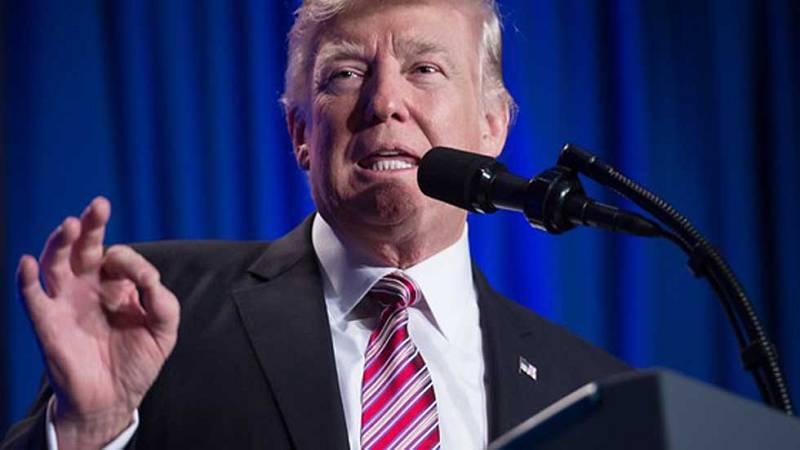 Trump advierte a Irán tras el lanzamiento de un misil balístico