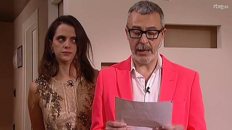 Goyas Golfos 2017 - Macarena Gómez imita a Winona para los Goya Golfos