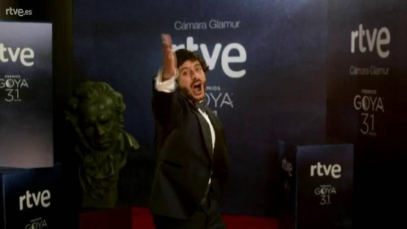 Goyas Golfos 2017 - Javier Pereira en la Cámara Glamur