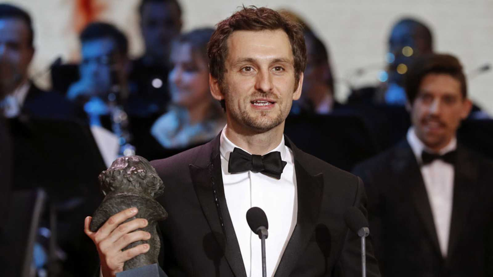 Raúl Arévalo, mejor director novel en los Premios Goya 2017