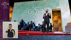 31 edición Premios Goya en lengua de signos (Parte 2 de 2)