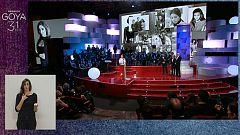 31 edición Premios Goya en lengua de signos (Parte 1 de 2)