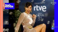 Flash Moda - La cámara Glamur de los 'Goyas Golfos' causa sensación entre los actores
