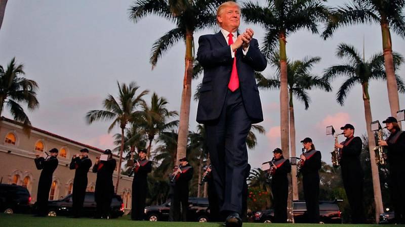 """Trump, tras la paralización judicial de su veto migratorio: """"Si pasa algo, culpad al juez"""""""