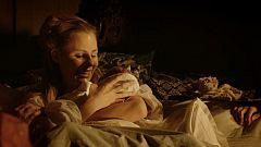 Reinas - María Estuardo da a luz a un hijo varón