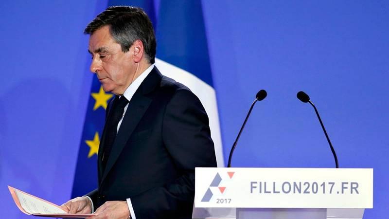 Fillon pide perdón, pero no retira su candidatura a la presidencia de Francia