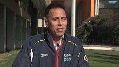 Waterpolo - Reportaje David Martín, nuevo seleccionador masculino