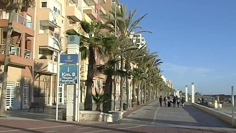 La Policía Nacional rescata a una menor de 13 años que se prostituía en el paseo marítimo de Almería