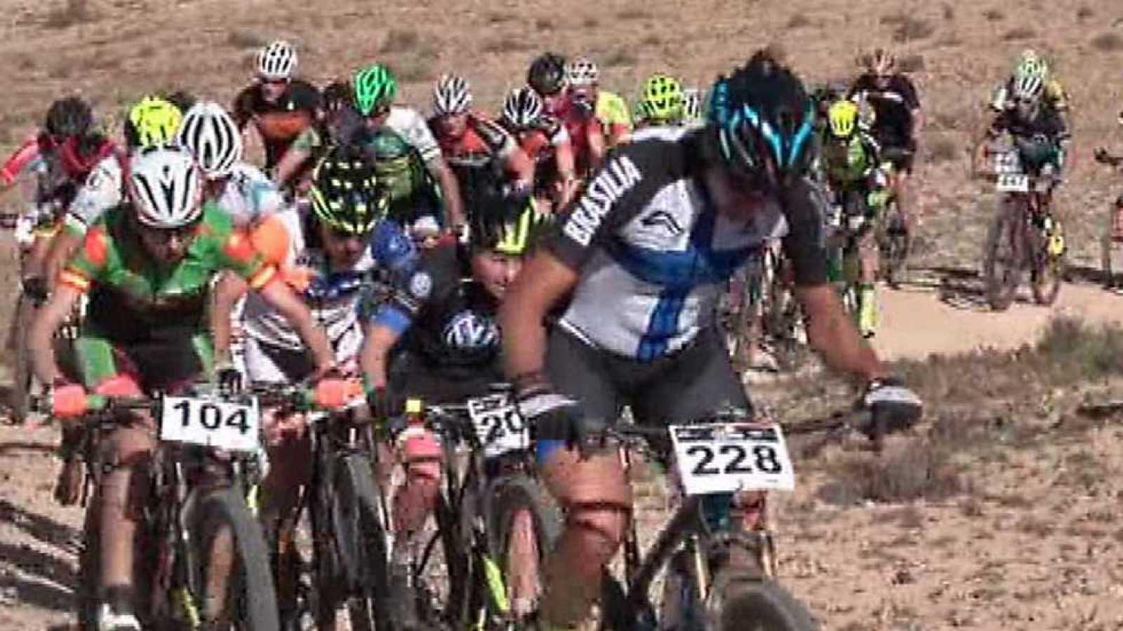 Mountain Bike - Four Stage MTB Lanzarote 2017 - ver ahora