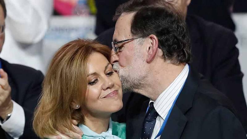 Cospedal agradece su labor a todos los vicesecretarios del PP y defiende la unidad frente a Podemos