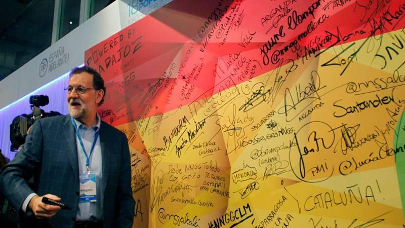 Rajoy espera que la corrupción del PP pase pronto a la historia