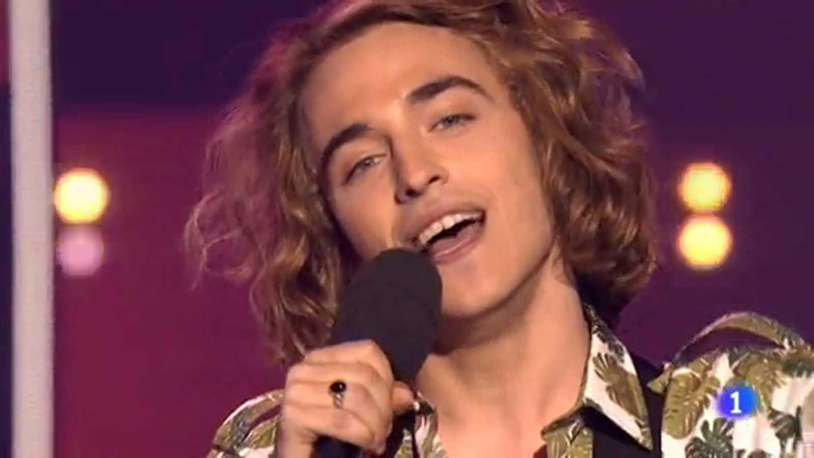 """Objetivo Eurovisión - Manel canta """"Do it for your lover"""" en 'Objetivo Eurovisión'"""