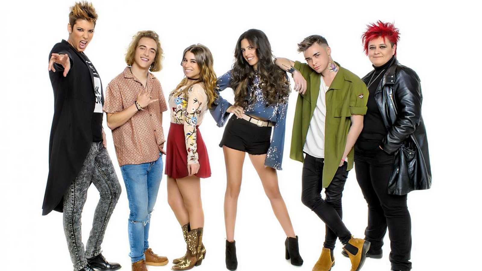 Objetivo Eurovisión 2017 - ver ahora