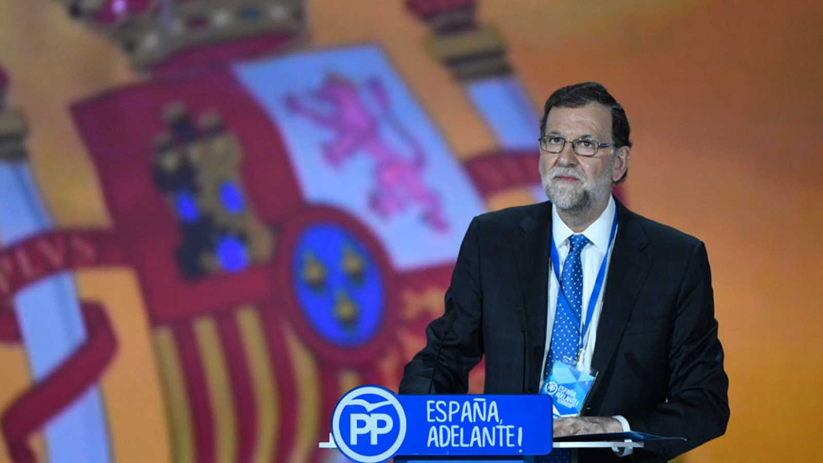 Los populares cierran su Congreso Nacional con el discurso de Rajoy