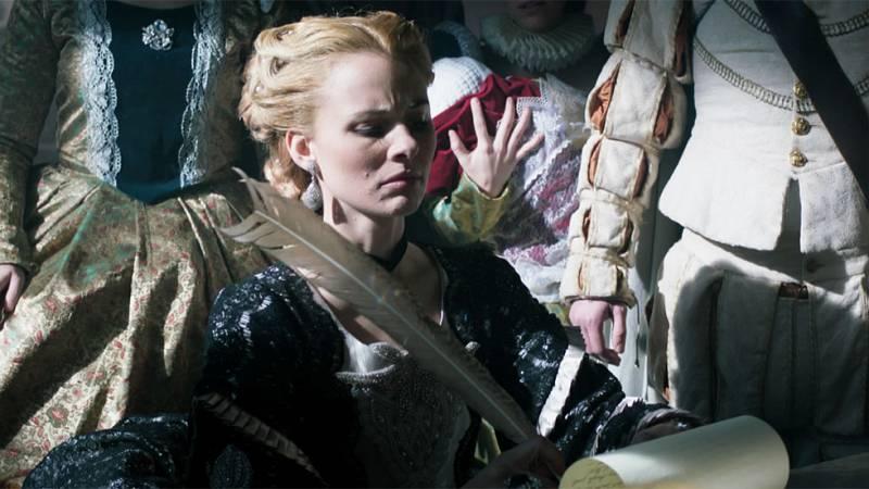Reinas - María, obligada a abdicar en su hijo