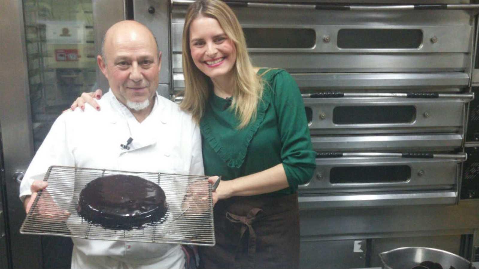 Tarta Sacher, una tarta de leyenda