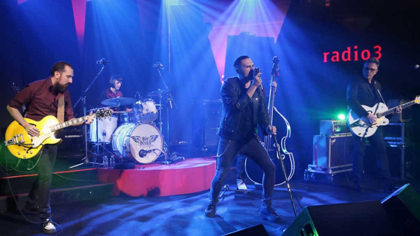 Los conciertos de Radio 3 - The Boo Devils - ver ahora
