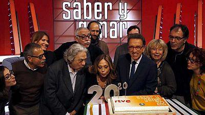¡Así ha sido el 20 aniversario de Saber y Ganar!