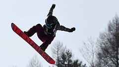 Snowboard Halfpipe - Copa del Mundo. Finales desde Phoenix Park (Corea)