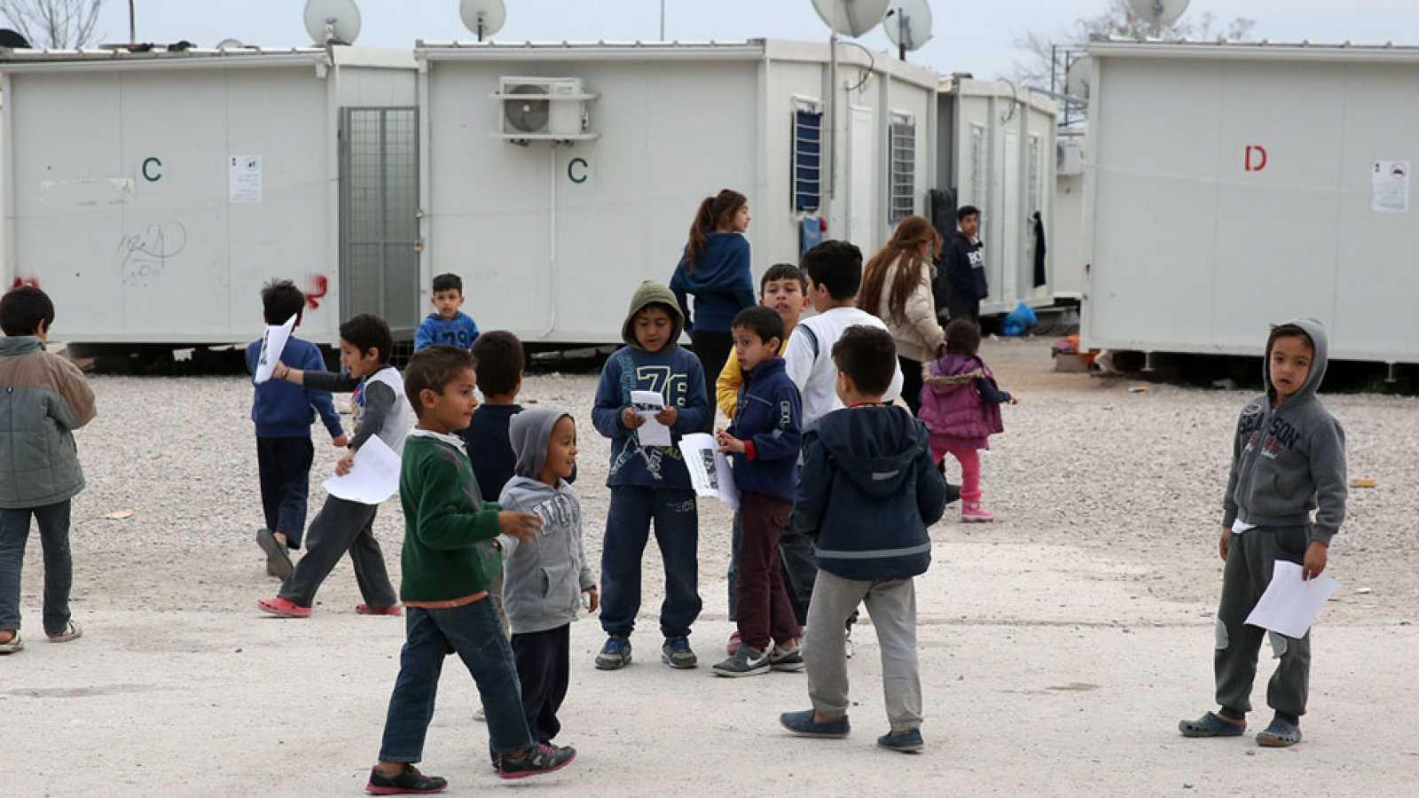 UNICEF presenta un documental sobre la realidad de los niños refugiados