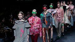 Turno de los jóvenes diseñadores en la Madrid Fashion Week