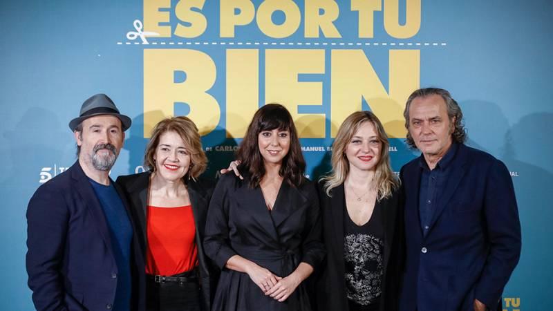 'Es por tu bien', con José Coronado, Javier Cámara y Roberto Álamo
