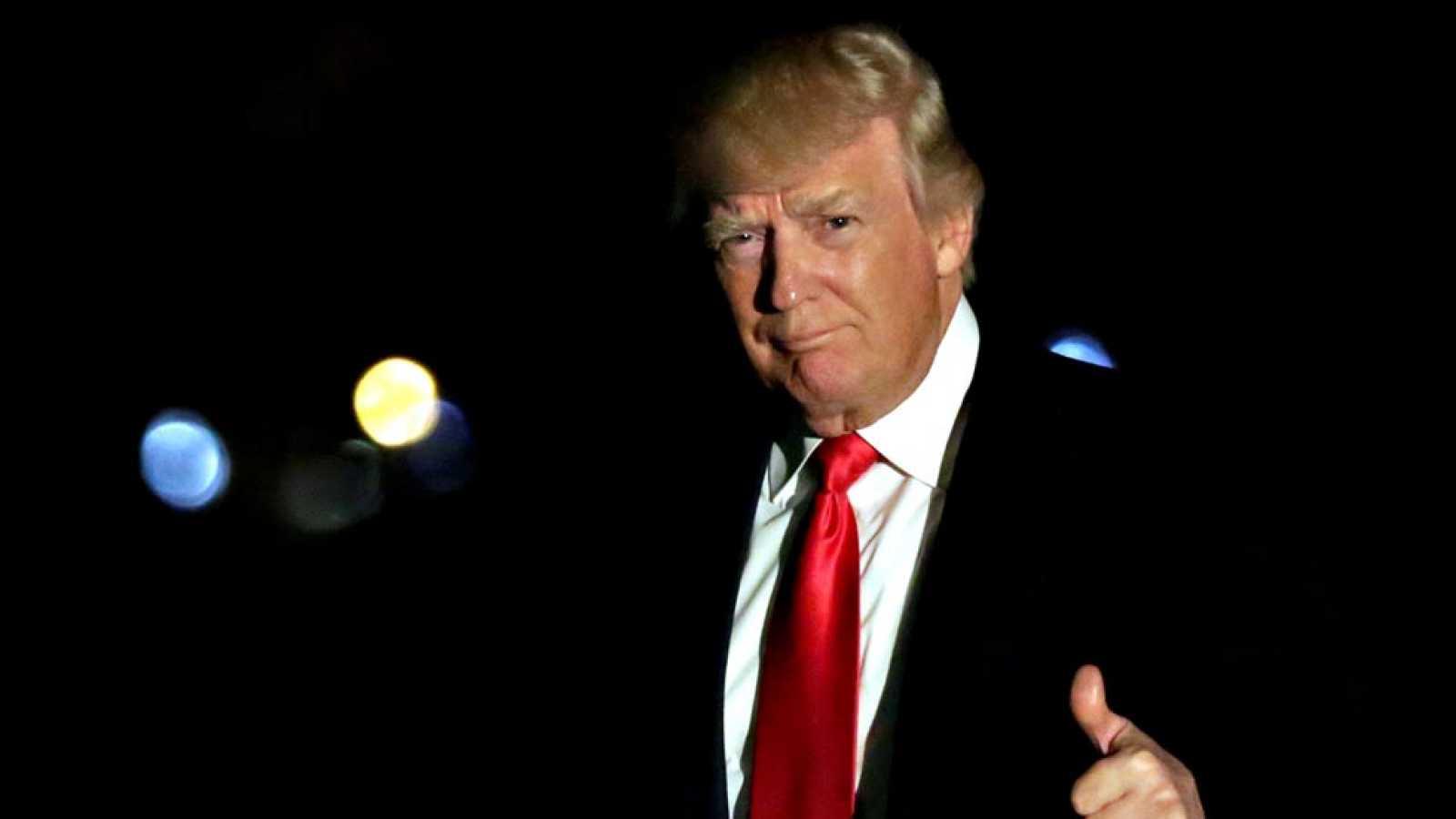 Trump presenta una batería de medidas para acelerar la expulsión de los indocumentados que viven en Estados Unidos