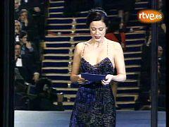 Goya 1999: La niña de tus ojos
