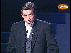 Goya 1997: Tesis