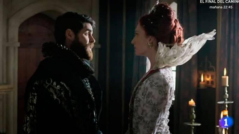 Reinas - El reencuentro de Isabel y Felipe