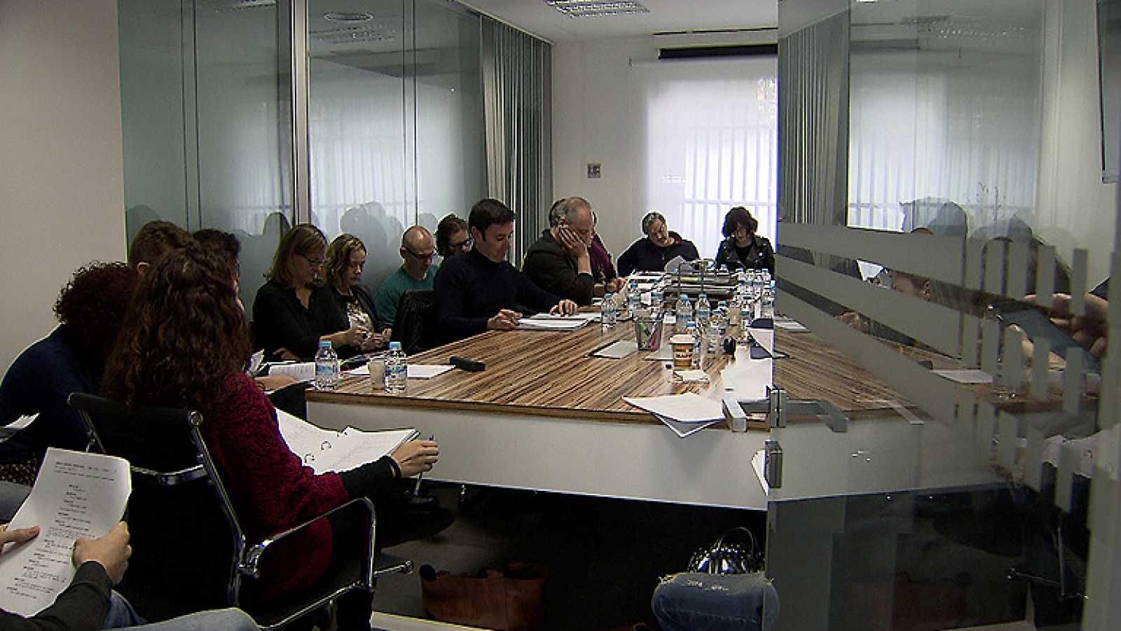 """RTVE inicia la grabación de la serie """"Servir y proteger'"""