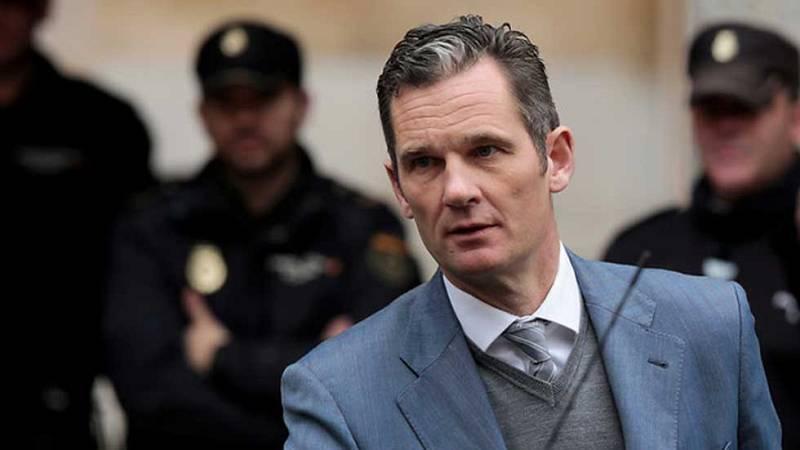Urdangarín seguirá en libertad hasta que la sentencia por el Caso Nóos sea firme