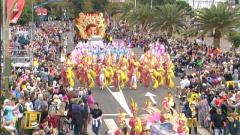 Coso Apoteosis del Carnaval de Santa Cruz de Tenerife 2017
