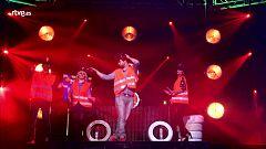 El gran reto musical - El baile sexy de Leandro Rivera