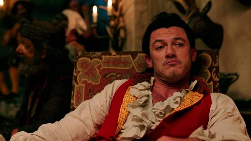 RTVE.es os presenta, en primicia, al Gastón de 'La Bella y la Bestia', interpretado por Luke Evans