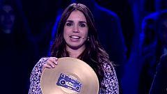 El gran reto musical - Elena Furiase, ganadora del octavo reto musical