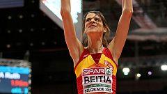 Beitia logra la plata en salto de altura