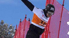 Snowboard Cross - Copa del Mundo Finales desde La Molina (Girona)