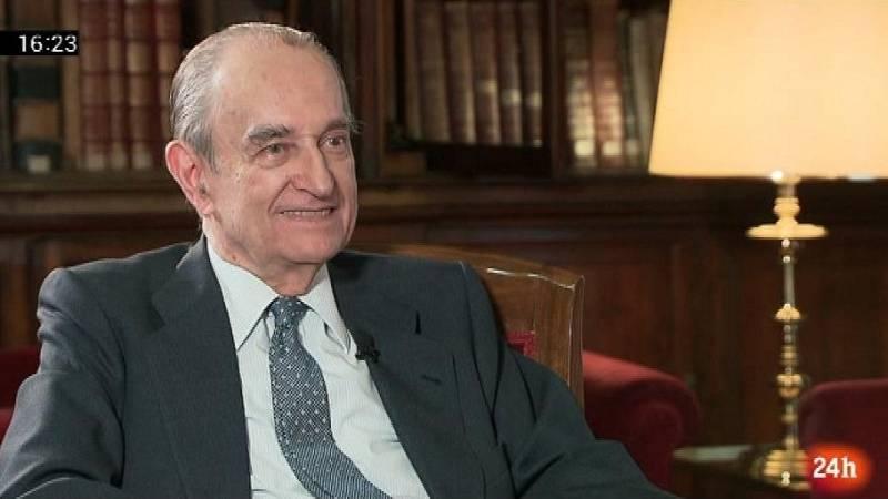 Parlamento - La entrevista - Landelino lavilla - 04/03/2017