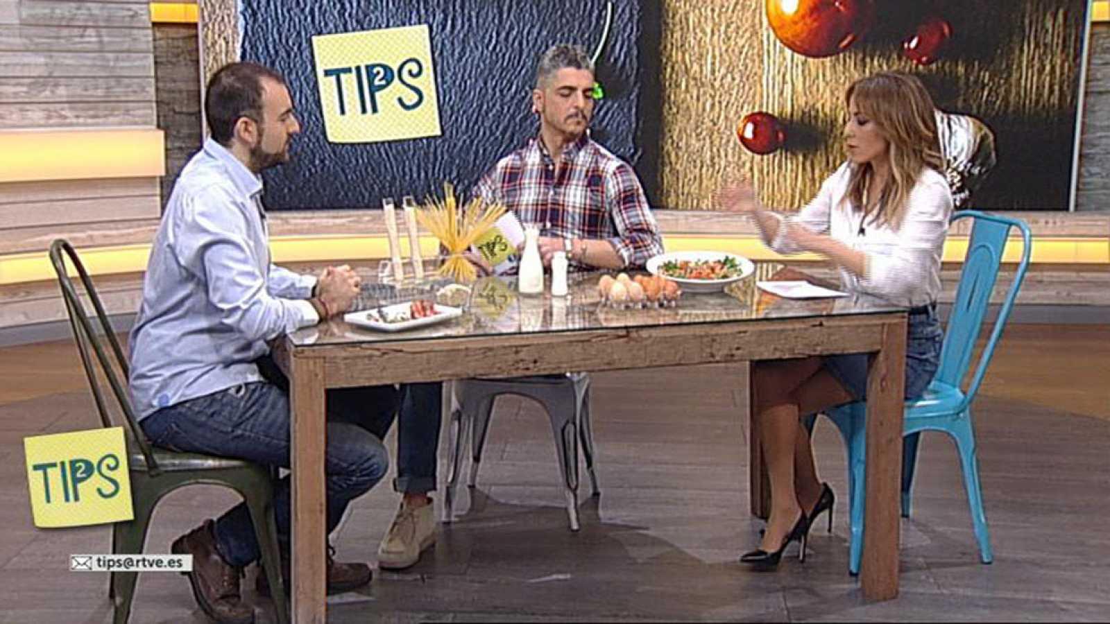 TIPS - Somos lo que comemos - Grasa saludable contra el colesterol